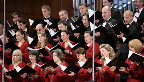 На «осени» выступит хоровая капелла России имени Юрлова