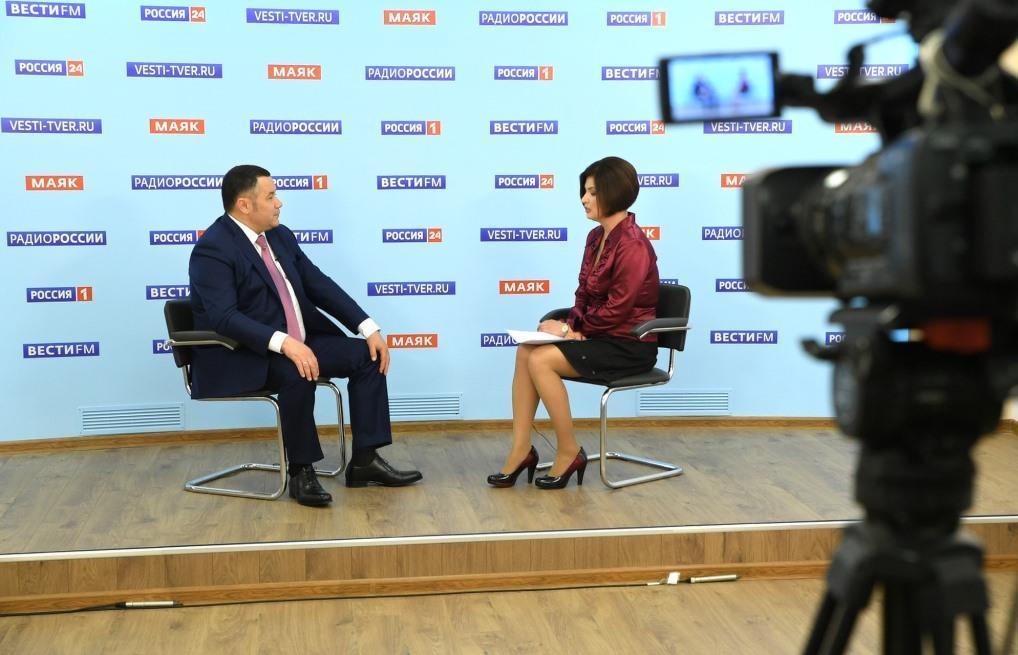 Игорь Руденя подтвердил создание в Тверской области IT-колледжа - новости Афанасий