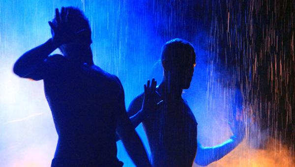Театр танца «Искушение» покажет в Твери шоу под дождем
