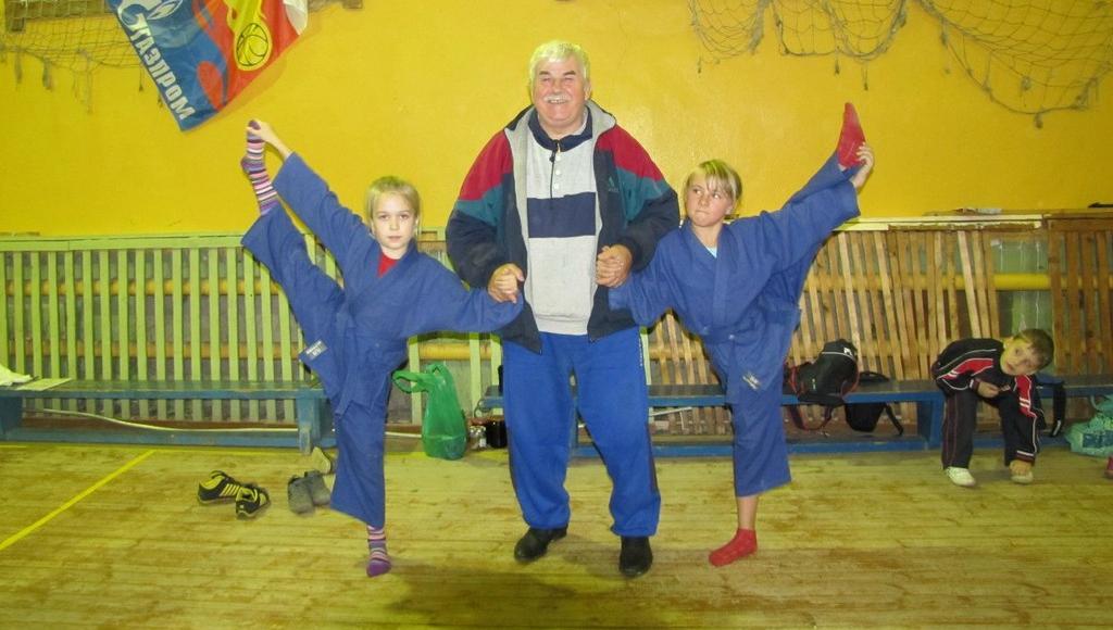 Ушел из жизни заслуженный тренер по самбо из Вышнего Волочка - новости Афанасий
