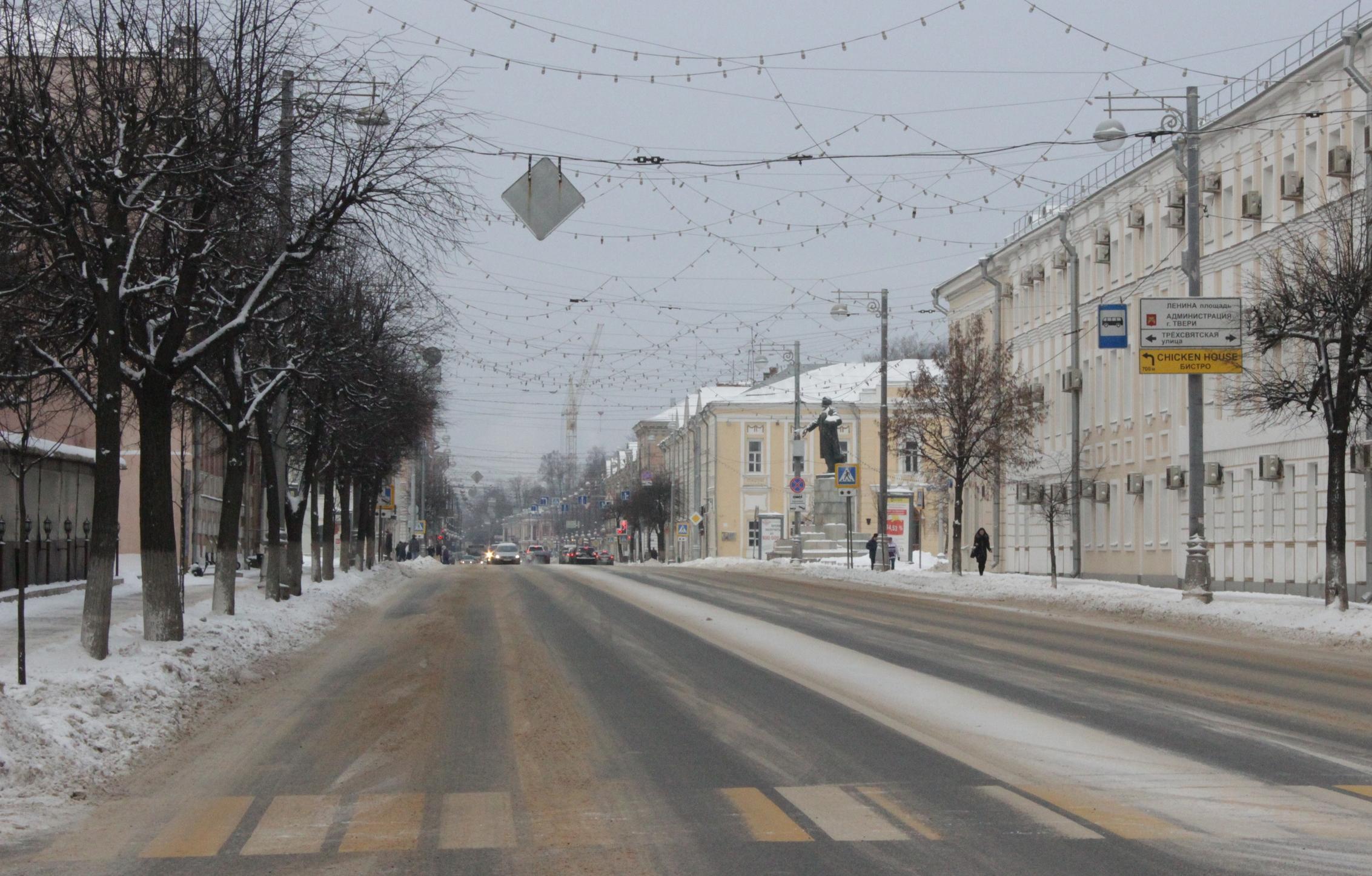 МУП «ЖЭК» начал поиск субподрядчиков для погрузки и вывоза снега с улиц Твери - новости Афанасий