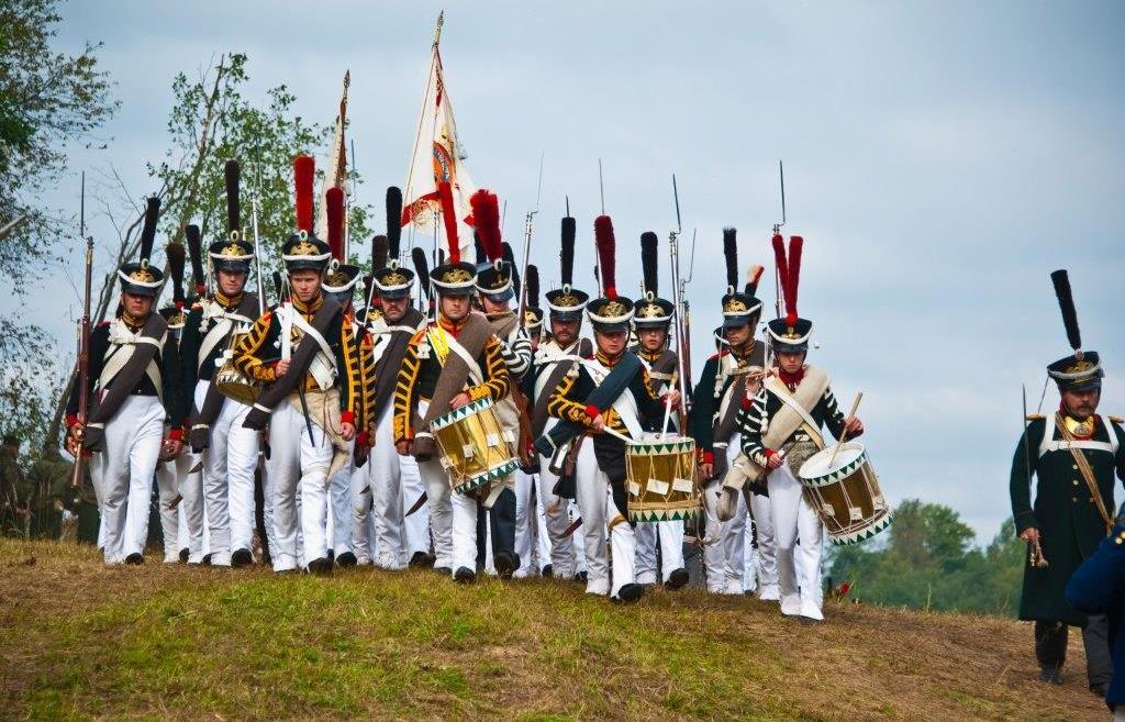 В Твери встанут походным лагерем гренадерские полки 1812 года - новости Афанасий