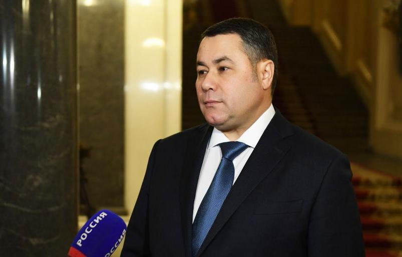 Когда в Тверской области начнется массовое тестирование жителей на коронавирус, расскажет в прямом эфире губернатор - новости Афанасий