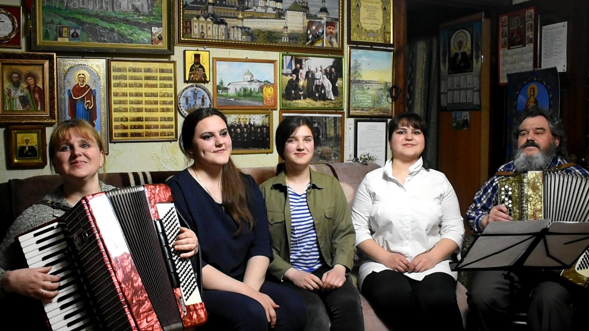 Две семьи Кимрского района Тверской области стали участниками регионального этапа всероссийского конкурса «Семья года» - новости Афанасий