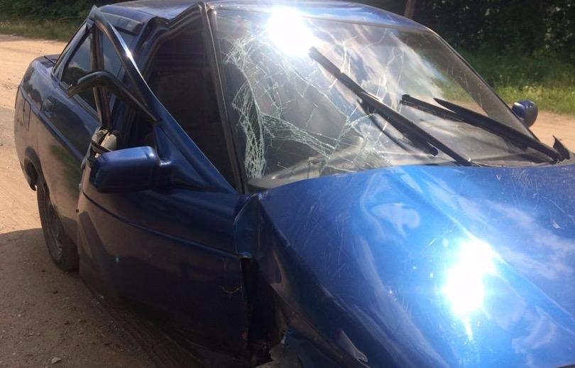 В Тверской области два человека получили травмы в ДТП по вине пьяного водителя «десятки» - новости Афанасий