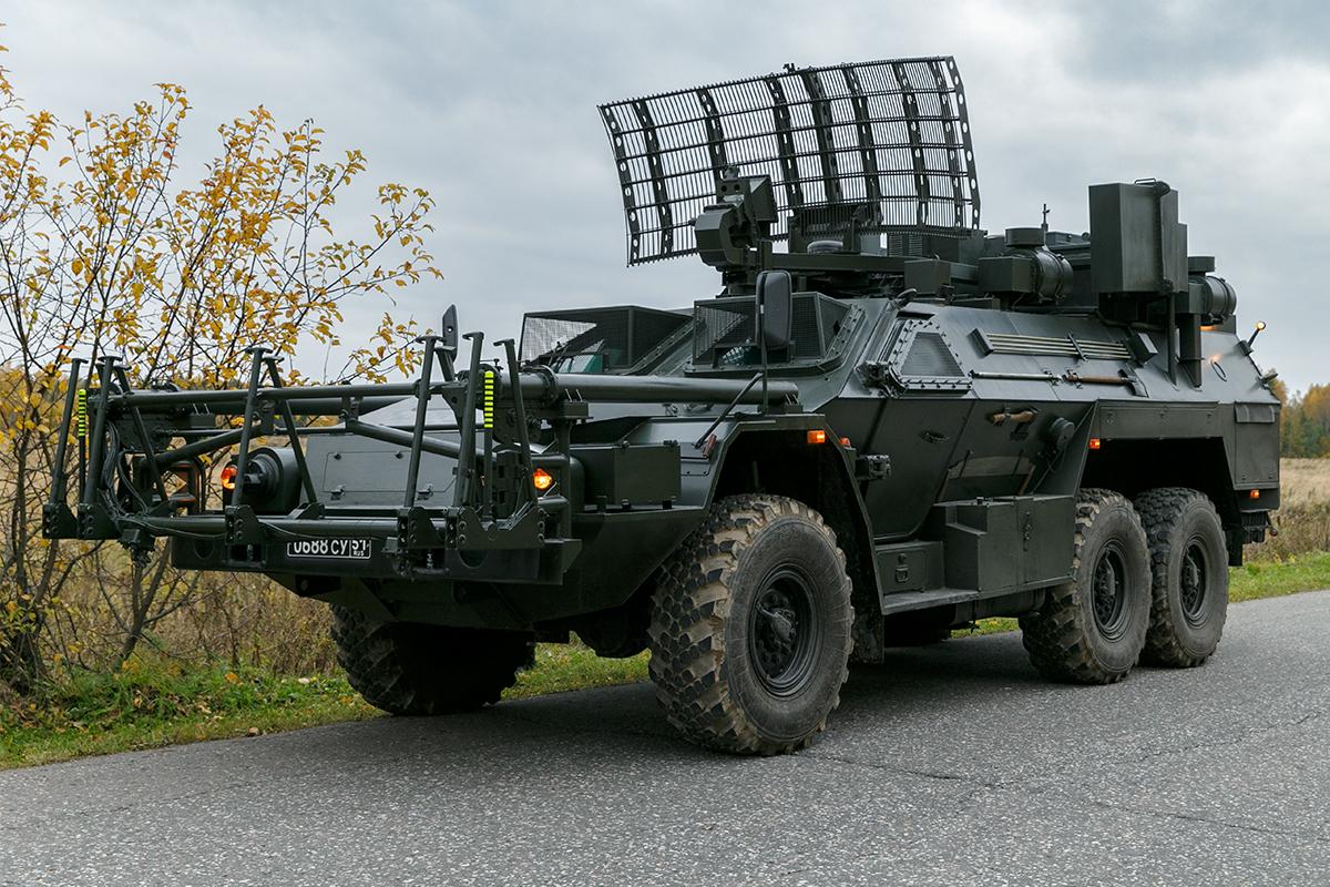 «Телохранитель Тополей» поступит на службу в войска РВСН в Тверской области