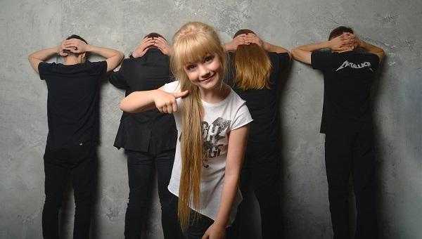 11-летняя Таня из Твери и ее группа «Malaя» выступят в финале конкурса «Высоцкий. Фест»