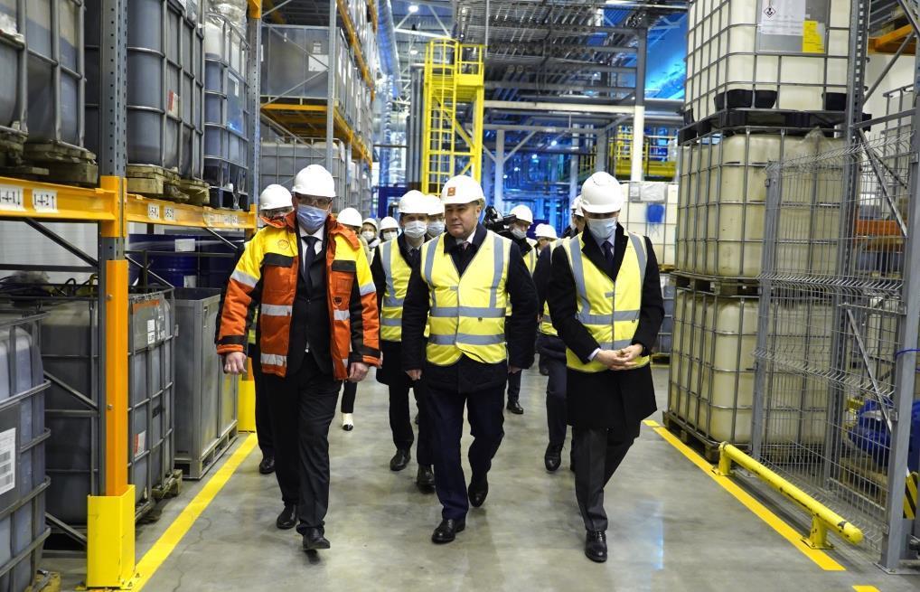 Shell расширяет производство нефтепродуктов в Тверской области - новости Афанасий
