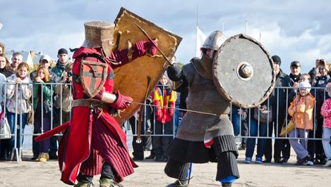 В областной столице пройдет фестиваль выступлений клубов исторической реконструкции «Княжество Тверское 2012»