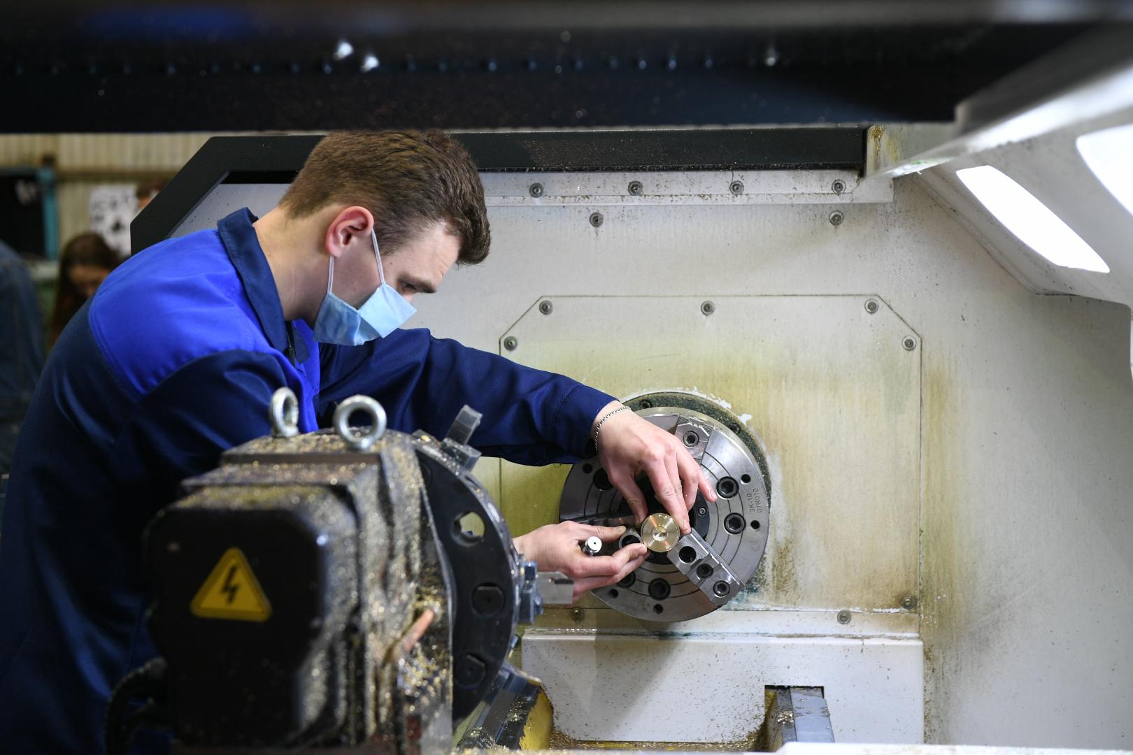 В Ржеве налажено производство деталей для аппаратов искусственной вентиляции легких - новости Афанасий