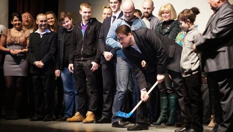 Фильм «Лед» тверского режиссера Павла Дроздова будет представлен в Екатеринбурге и Санкт-Петербурге