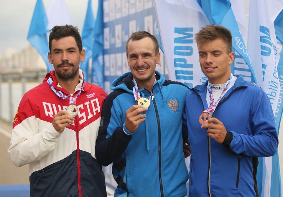 Илья Первухин стал призером Чемпионата России по гребле - новости Афанасий