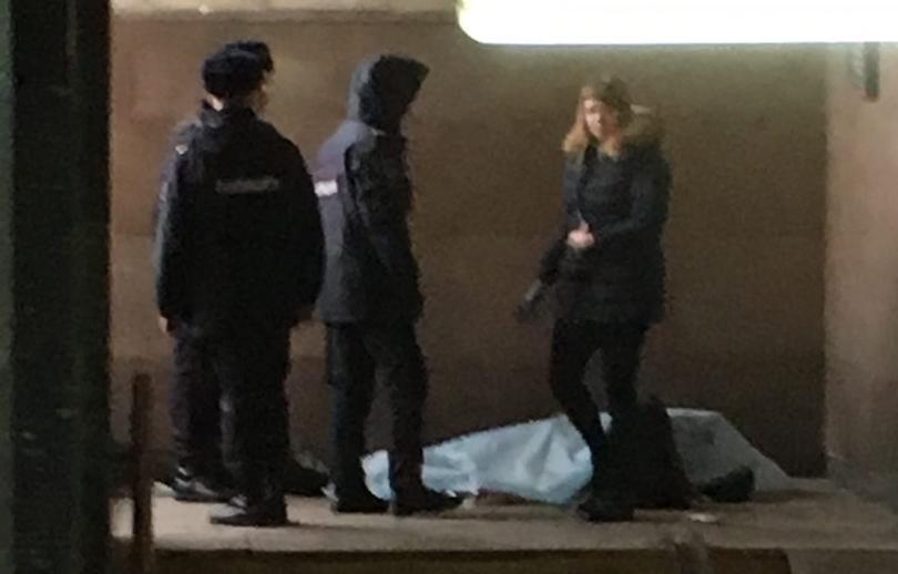 В Твери на вокзале умер человек