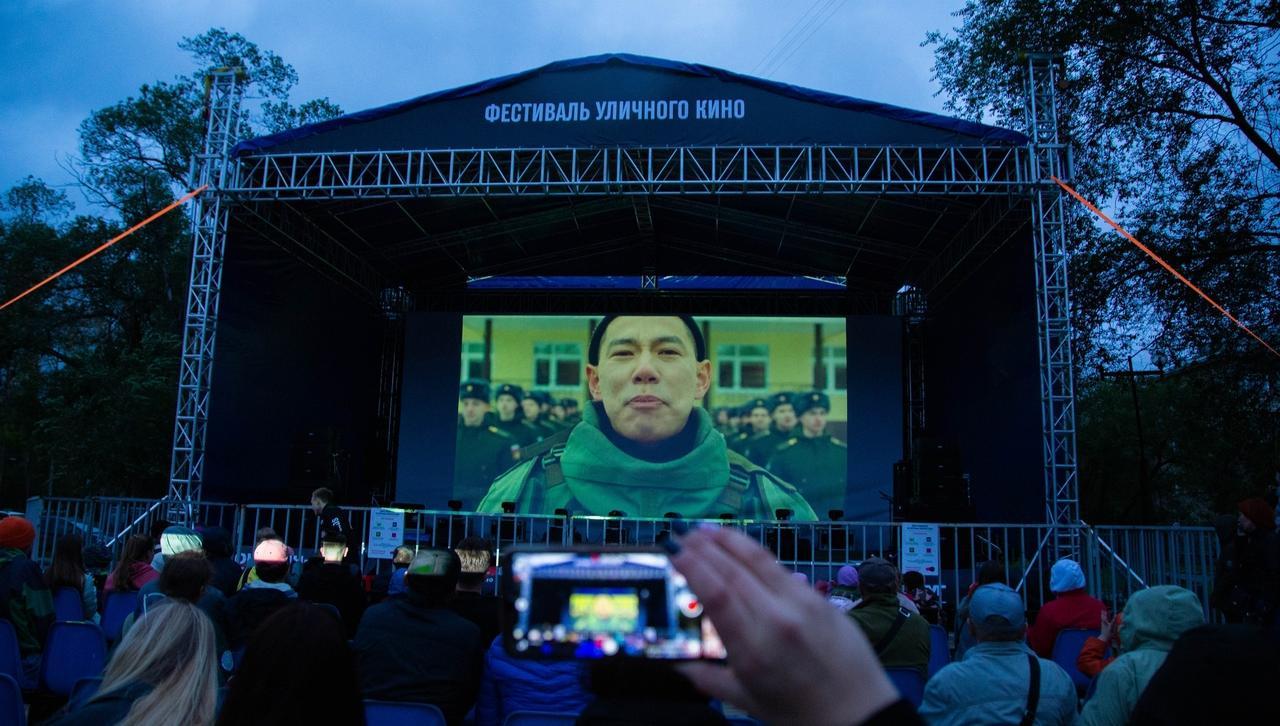 На фестивале уличного кино в Твери покажут конкурсные фильмы и лучшие короткометражки последних лет - новости Афанасий