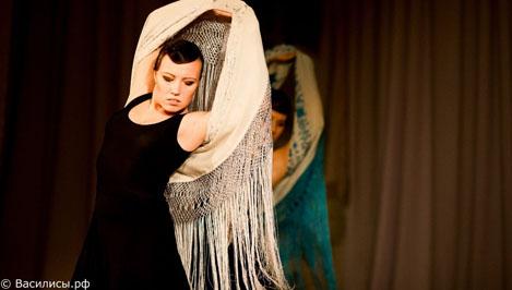 Хореографическая студия «Эстель» ТвГТУ представила Тверь на Всероссийском фестивале фламенко