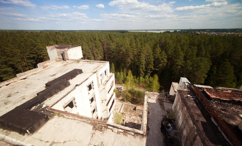 В заброшенный санаторий в Тверской области закроют доступ