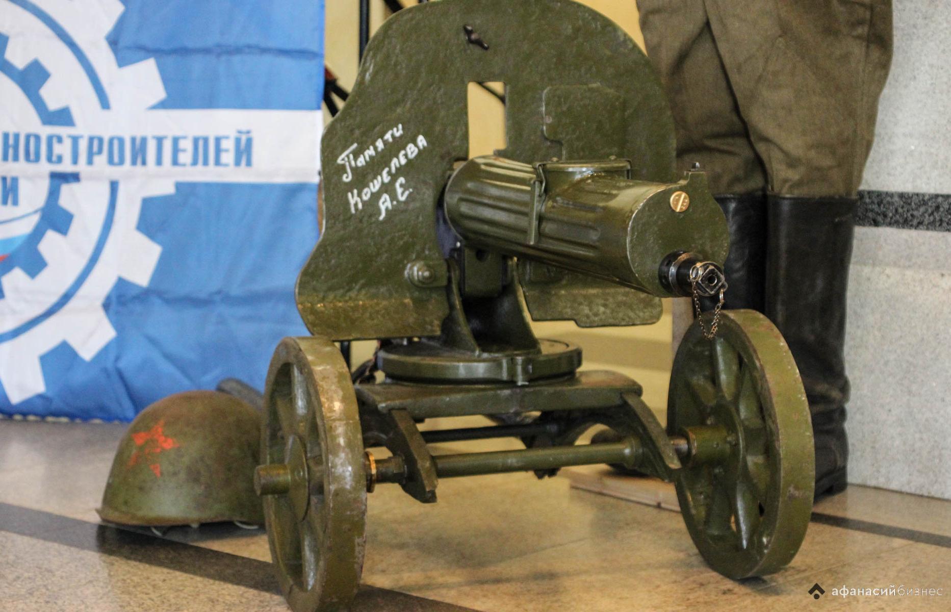 В Твери покажут оружие времен ВОВ, найденное поисковиками вагонзавода - новости Афанасий