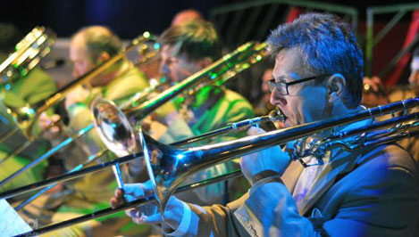 С концертом в Твери выступит самый «долгоиграющий» биг-бенд в мире – оркестр джазовой музыки имени Олега Лундстрема