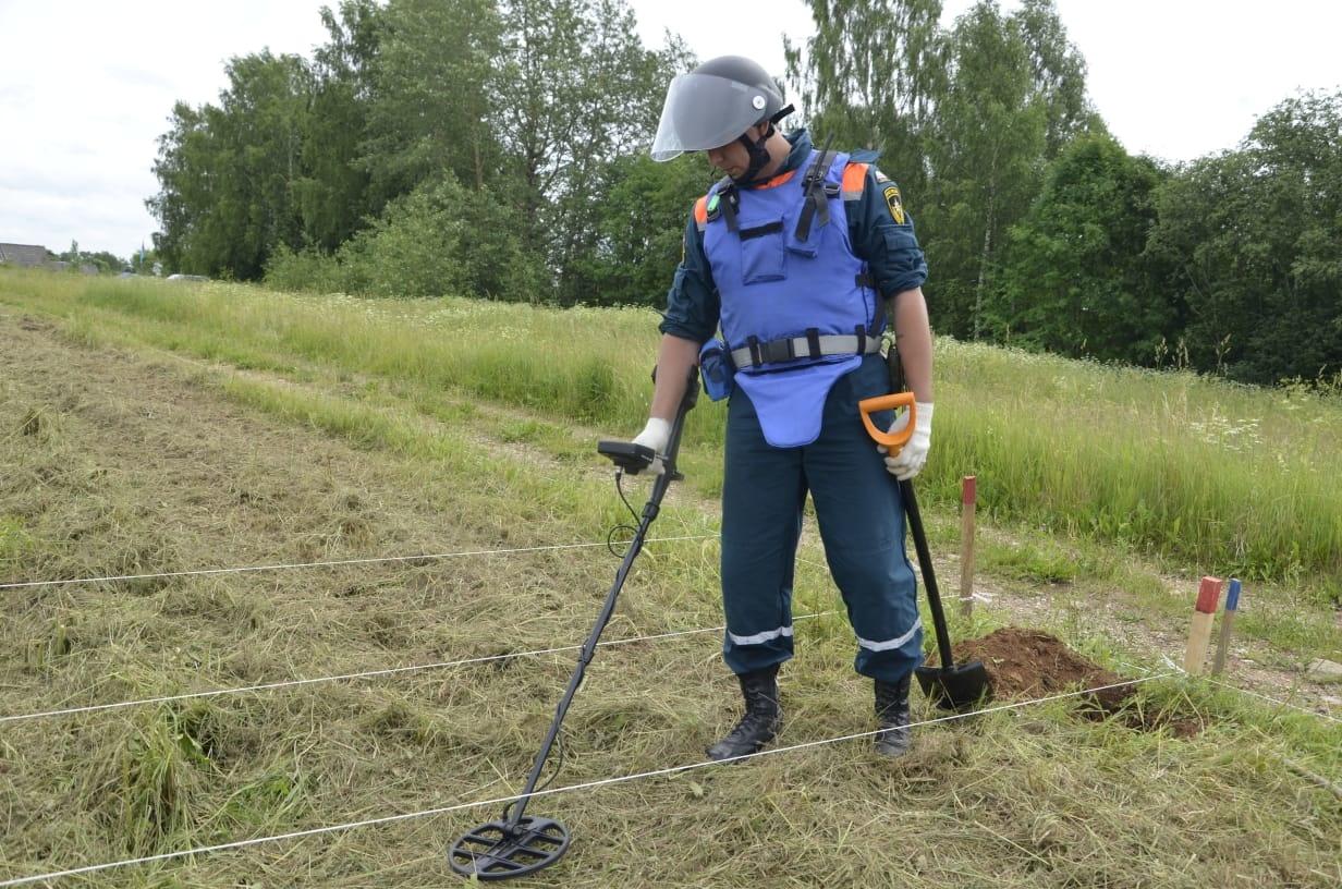 В Тверскую область прибыли тульские взрывотехники - новости Афанасий