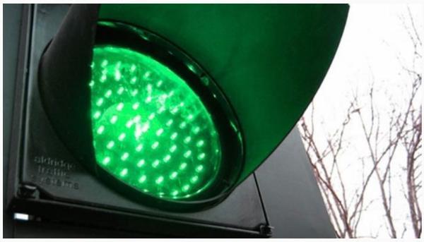 Светофор на аварийном перекрестке в Твери починили