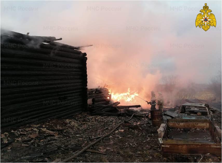 Два человека погибли в огне на пожаре в Тверской области - новости Афанасий