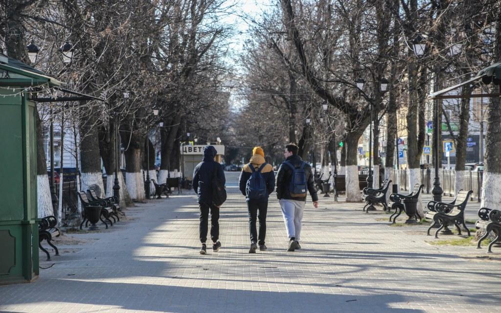 В Твери планируют новое благоустройство бульвара Радищева - новости Афанасий