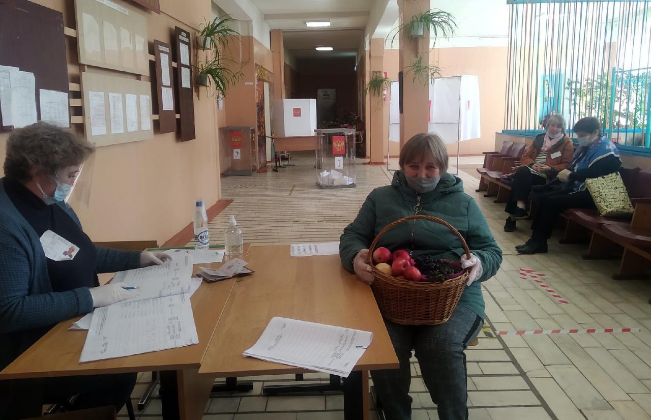 В Тверской области продолжается второй день голосования  - новости Афанасий
