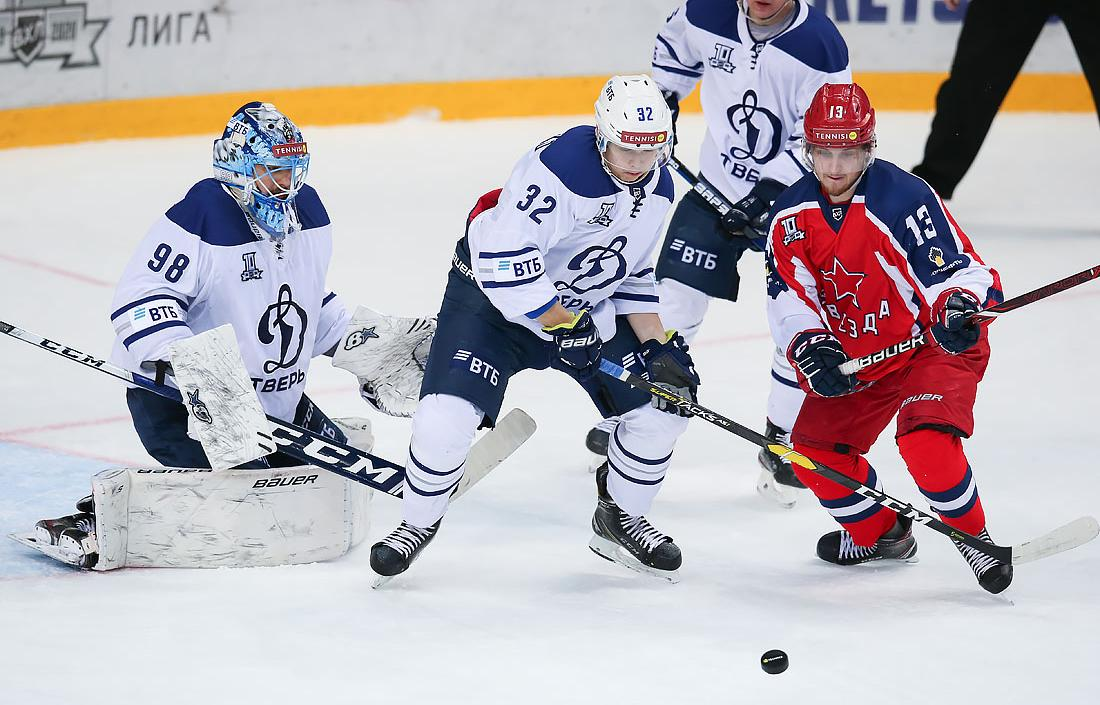 Тверское «Динамо» осталось без плей-офф - новости Афанасий