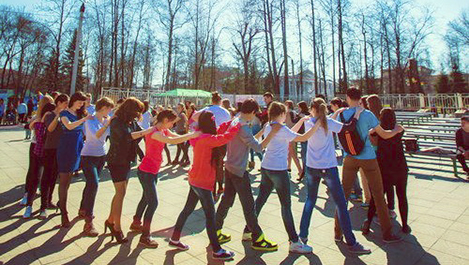 В Твери прошел благотворительный фестиваль «Площадь добра»