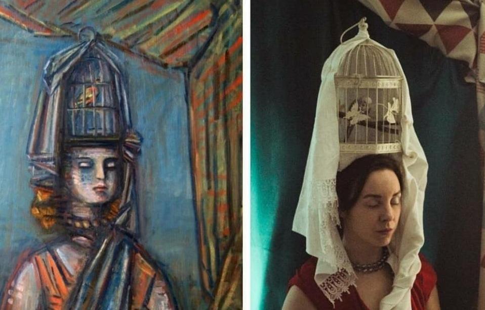 Жители Тверской области стали экспонатами Императорского дворца - новости Афанасий