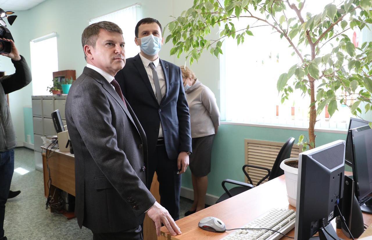 Игорь Маковский провел встречу с коллективами «Ивгорэлектросети» и «Ивэнерго» - новости Афанасий