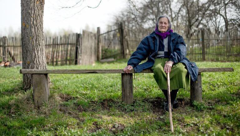 В Тверской области умерла 94-летняя узница фашистских концлагерей, жившая одна в пустой деревне