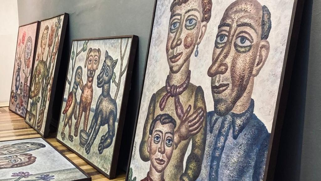 Жители Твери смогут увидеть «Надуманную реальность» Бориса Гершфельда - новости Афанасий