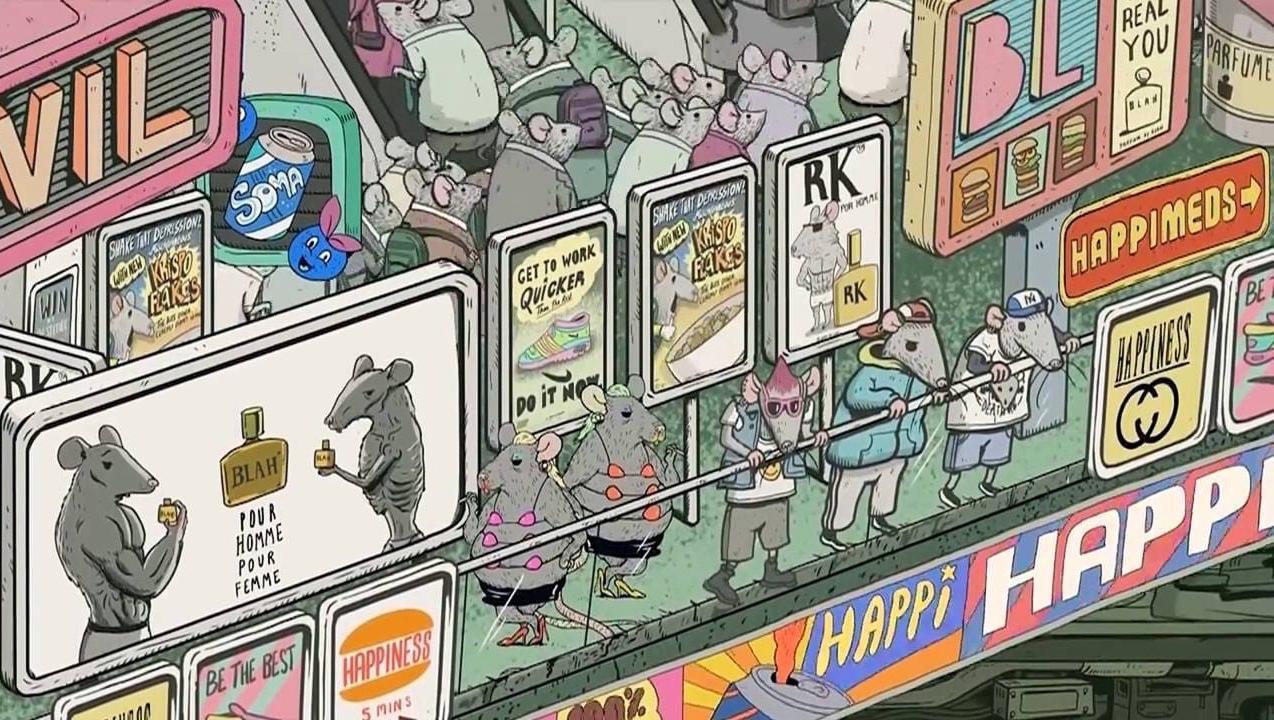 Об истории британской анимации расскажут на «Рельсах» в Твери