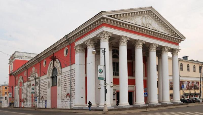 В Тверском академическом театре драмы сделают ремонт на 15 млн рублей