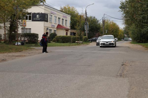 В Твери дети ходят в школу по опасному маршруту - новости Афанасий