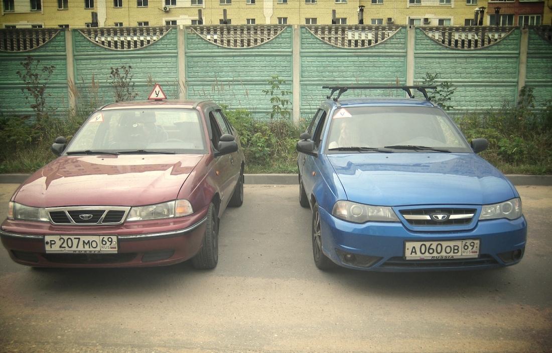 В Твери разыскивают угнанный учебный автомобиль - новости Афанасий