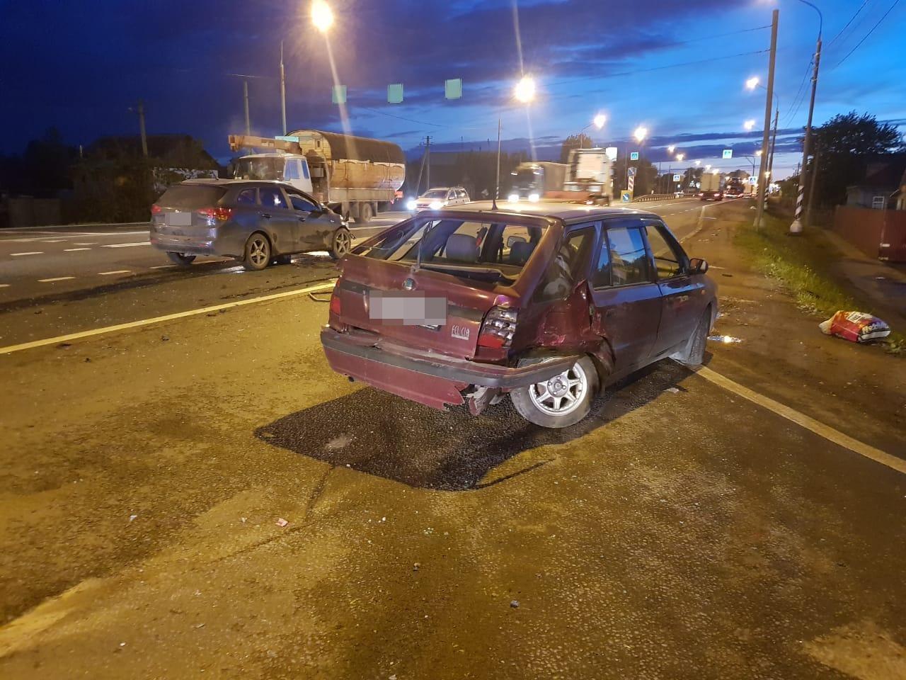 Под Тверью пьяный водитель спровоцировал ДТП с пострадавшим - новости Афанасий