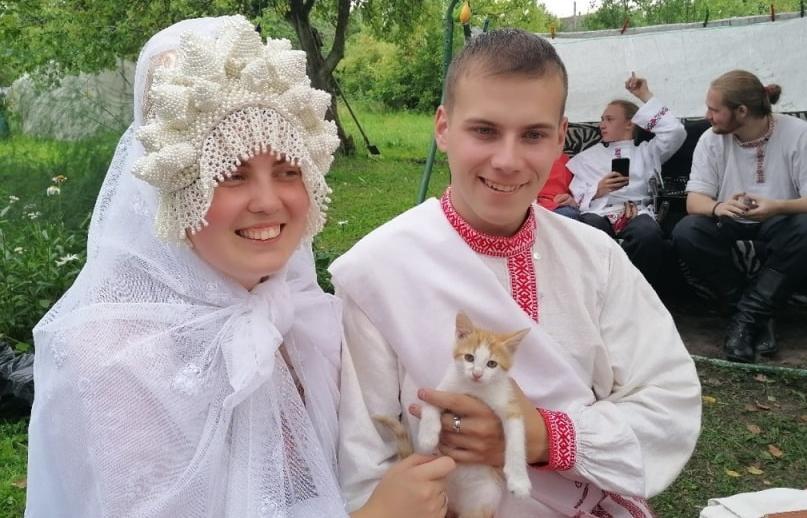 Тверь и Псков играют свадьбу по исконным традициям  - новости Афанасий