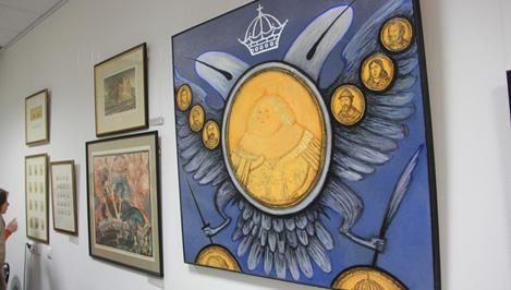 В Твери открылась межрегиональная художественная выставка «Из века в век переходя…»