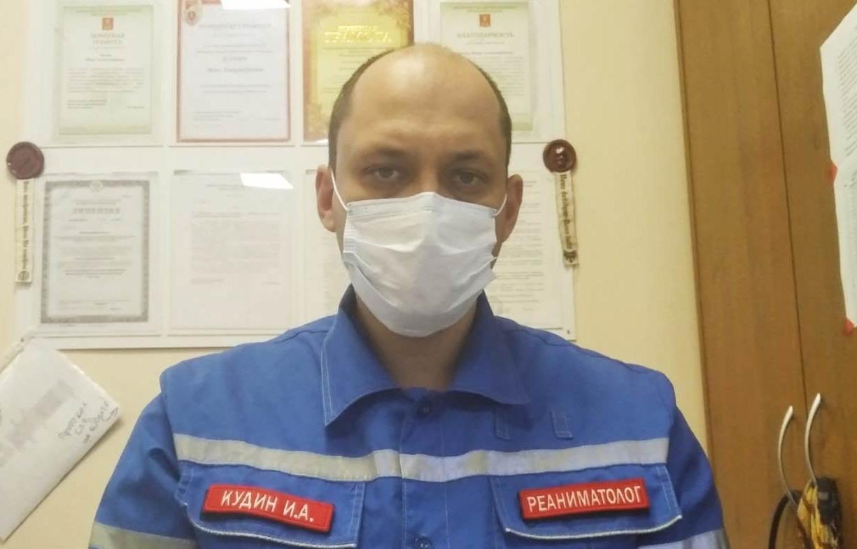 Известный врач призывает жителей Тверской области сделать прививку от коронавируса - новости Афанасий