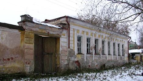 В Торжке восстанавливают исторический облик Новгородской набережной