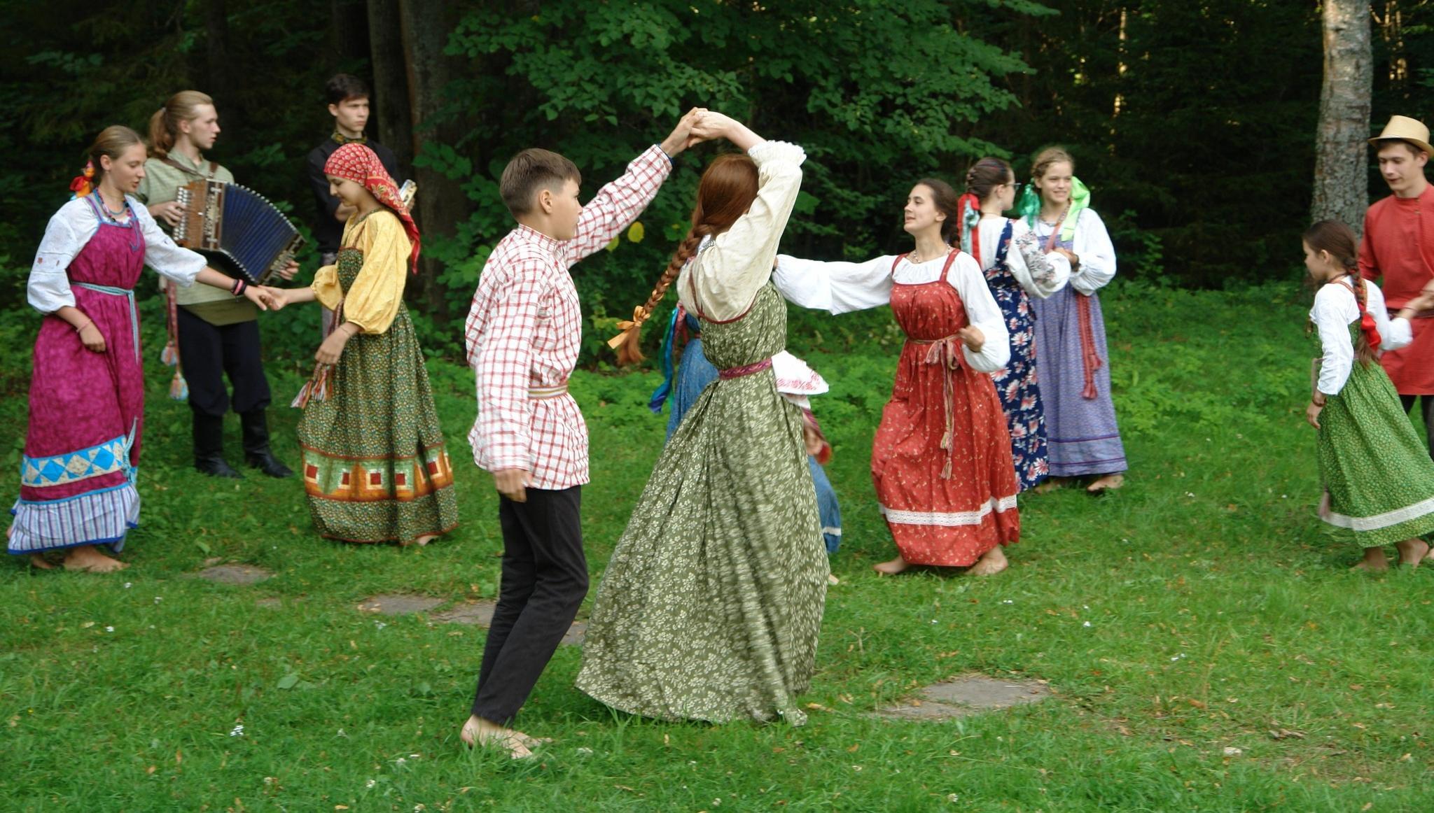 Всероссийский фольклорный фестиваль «Живая Русь» пройдет в Тверской области - новости Афанасий
