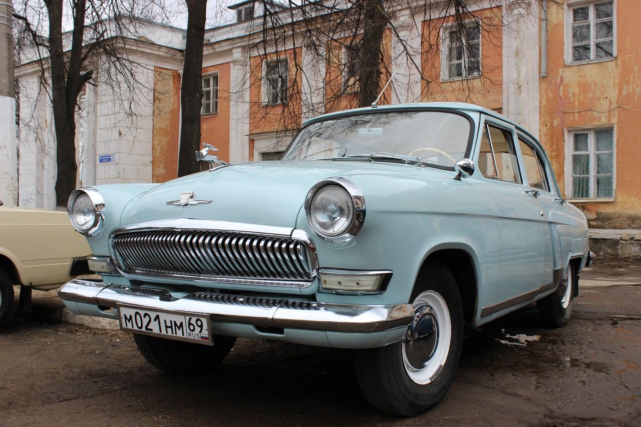 Тверских владельцев ретроавтомобилей освободят от уплаты транспортного налога - новости Афанасий