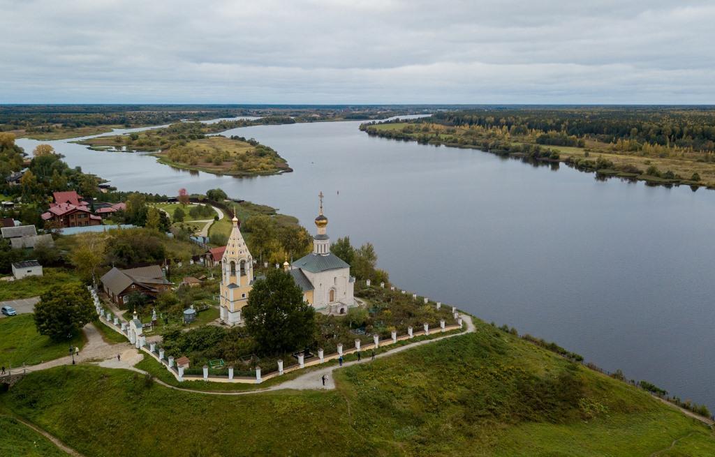В Новый год в Тверской области туристы увидят «777 километров истории между двумя столицами» - новости Афанасий