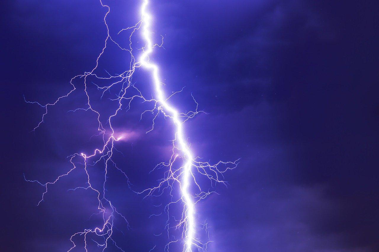 Сильный дождь в Тверской области перерастет в грозу