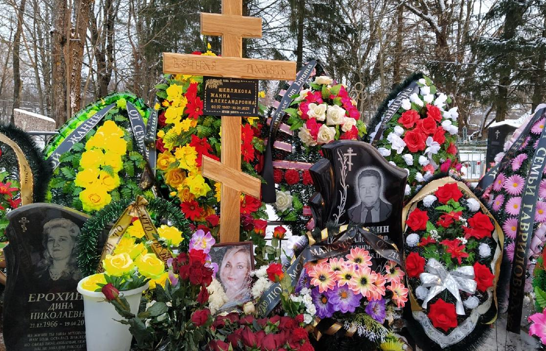 Убитую журналистку похоронили в Тверской области  - новости Афанасий