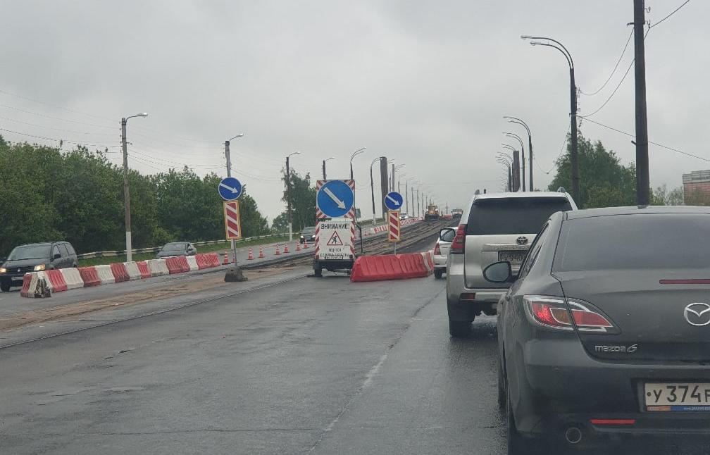 В Твери начался ремонт дороги на Восточном мосту - новости Афанасий