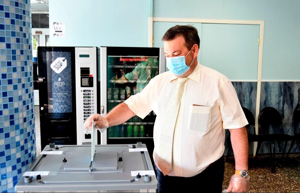 В Тверской области началось голосование по поправкам в Конституцию России - новости Афанасий