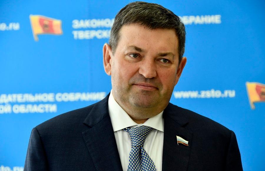 В Тверской области продолжается работа над совершенствованием регионального законодательства - новости Афанасий